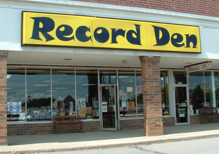 Record Den in Mentor, OH