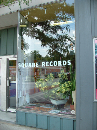 Square Records, Akron, OH