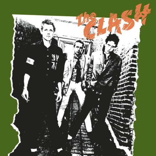 1979's U.S. release of The Clash on CBS Records
